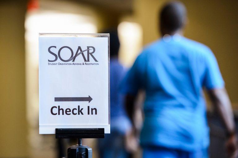SOAR check-in